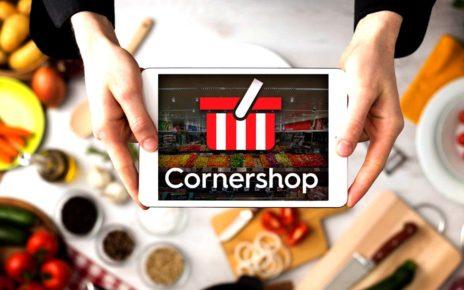 Logo y foto de Cornershopp