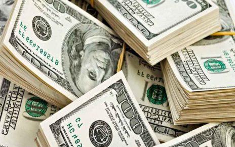 Baja del dólar