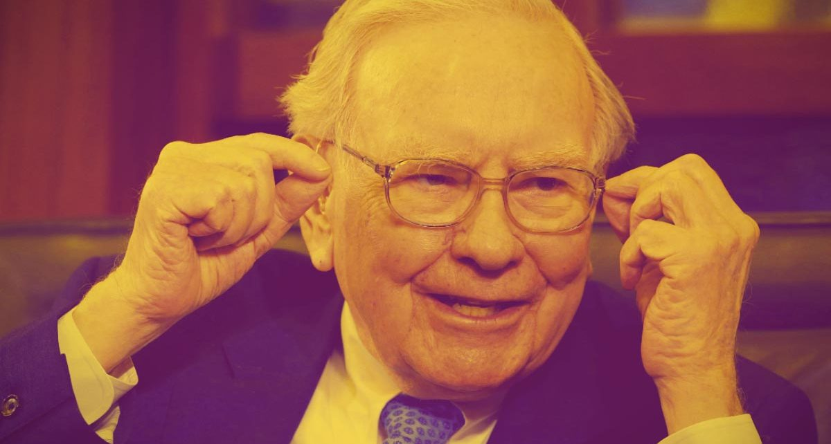 Warren Buffet, inversionista exitoso