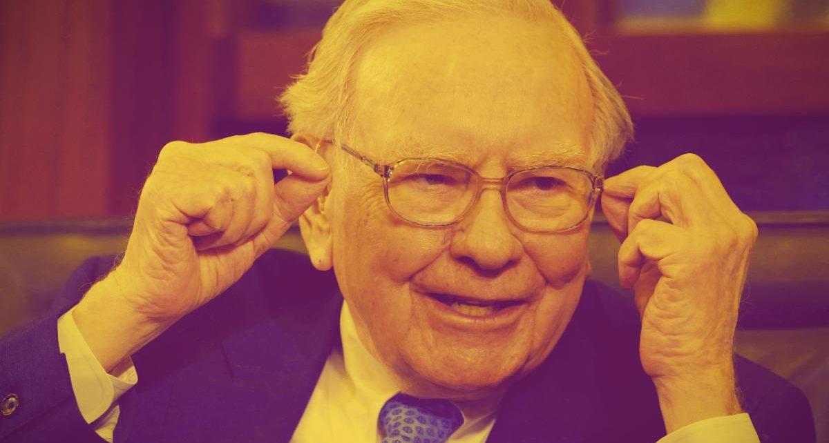 Warren Buffet, inversionista exitoso