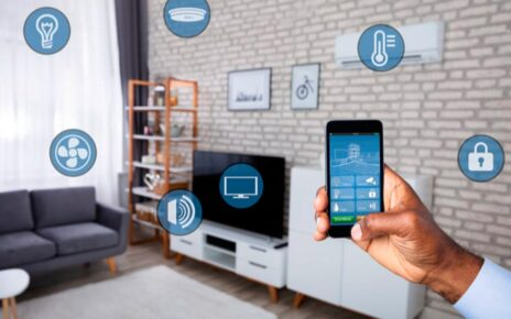domótica en casas inteligentes