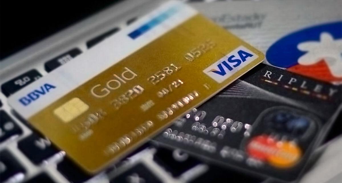 fin del descuento con tarjetas de crédito