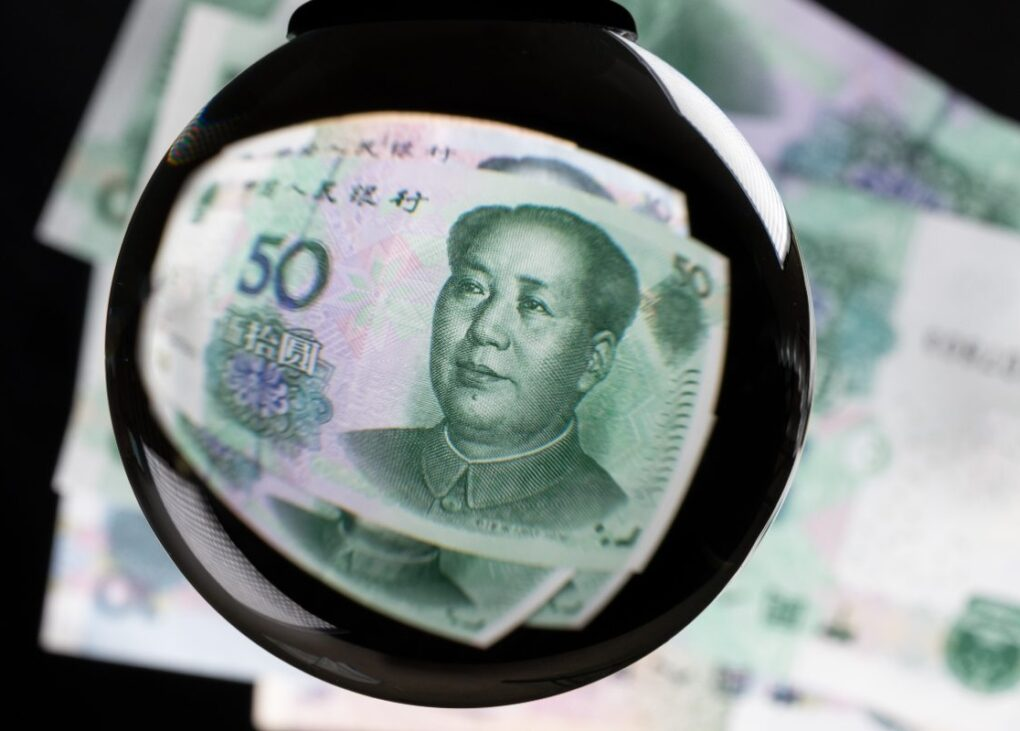 Lenta recuperación China